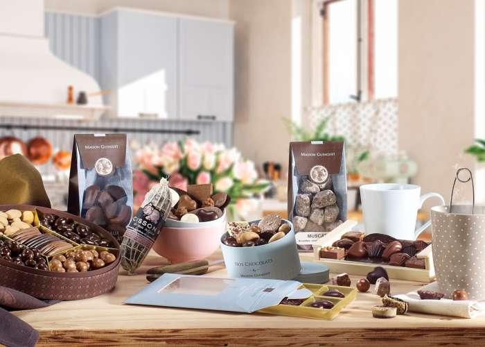 image de Visite de notre fabrique de chocolats à la maison Guinguet