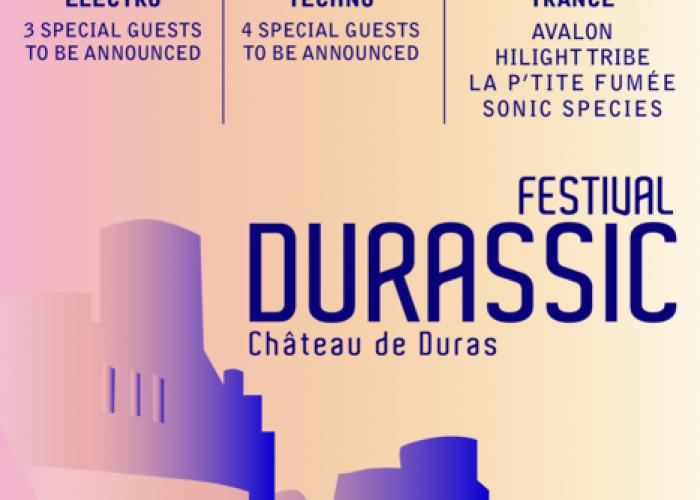 image de Durassic Festival : concerts musique électro techno trance
