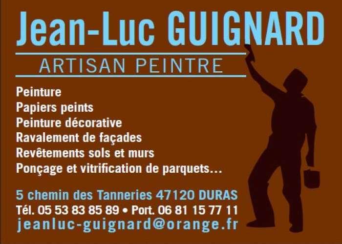 image de Jean-Luc GUIGNARD - Artisan Peintre