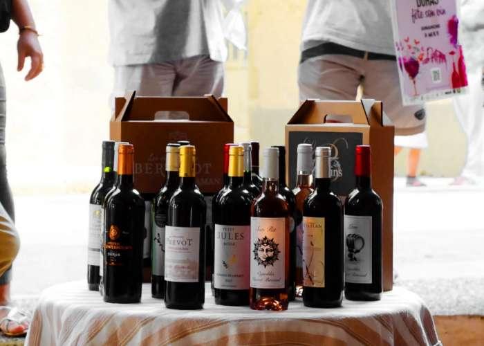 image de Duras fête son vin