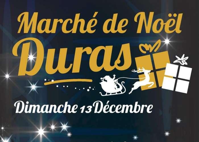 image de Marché de Noël Duras
