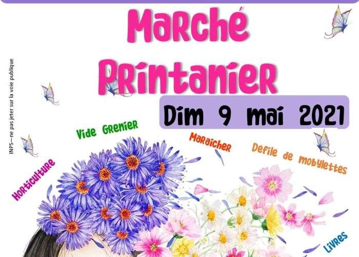 image de Marché printanier
