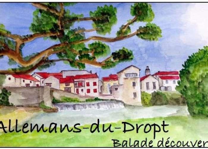 image de Balade découverte à Allemans-du-dropt