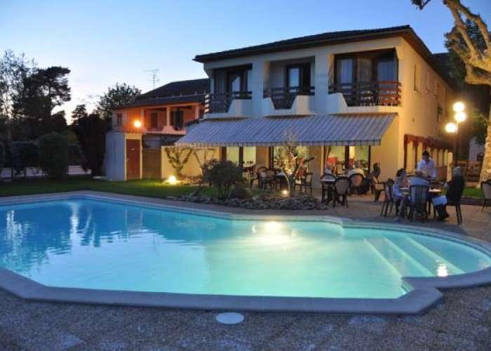 image de Hôtel-Restaurant L'Etape Gasconne