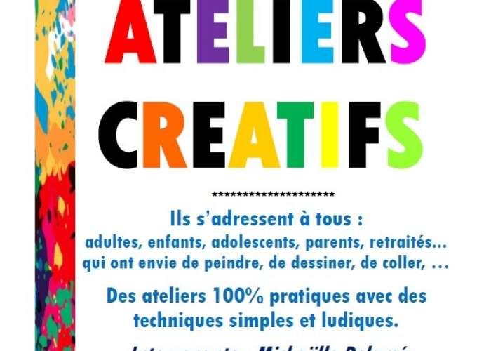 image de Ateliers créatifs intergénérationnels