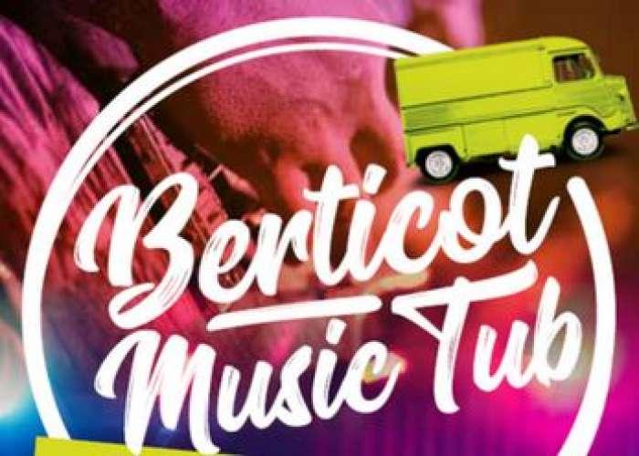 image de Berticot Music Tub : Soirée musicale dans les Jardins de Berticot