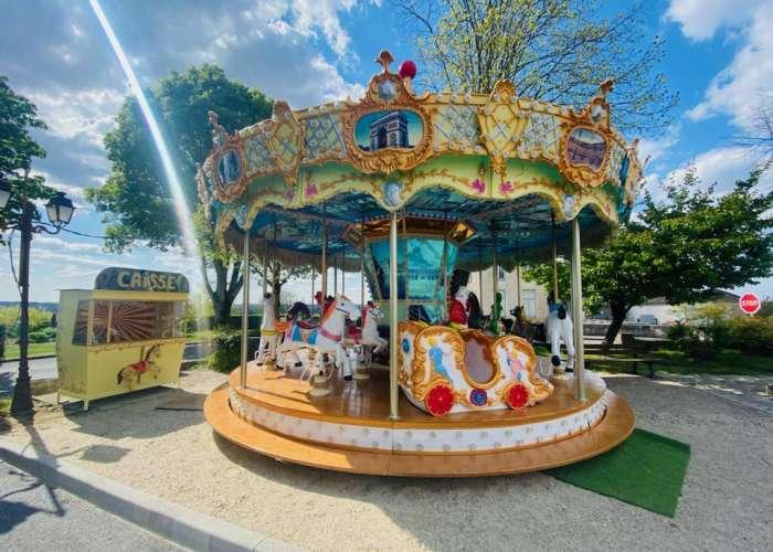 image de Le carrousel de Duras