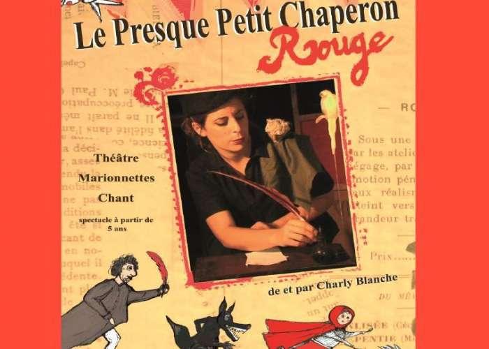 image de Le presque petit chaperon rouge - Marionnettes, conte et chant...