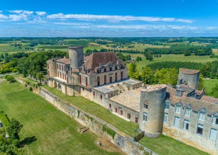 image de Château de Duras - Château des Ducs
