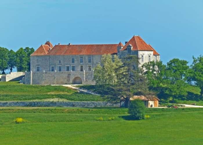 image de Château de Théobon