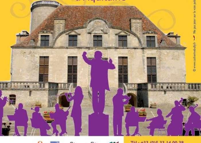 image de Les Ducales Concert classique au château