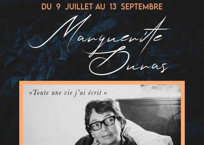 image de Exposition Marguerite Duras : Toute une vie j'ai écrit