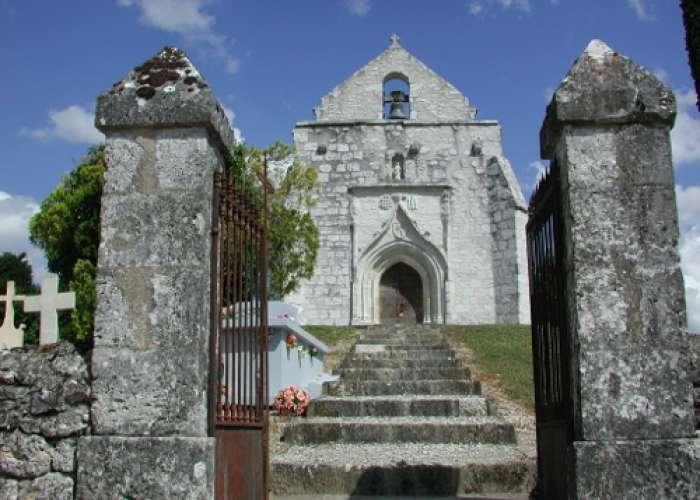 image de De l'église de Bernac à celle de Montaillac