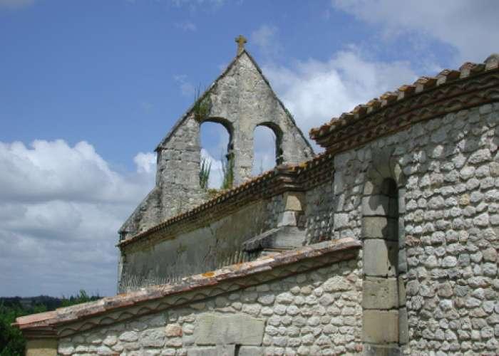 image de Lévignac, une grande randonnée en Guyenne