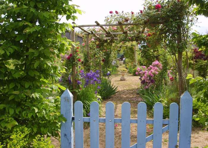 image de Le jardin de Mireille
