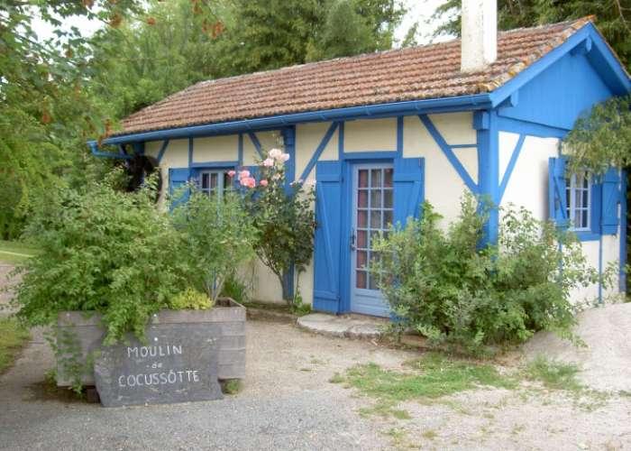 image de La petite maison du Moulin de Cocussotte
