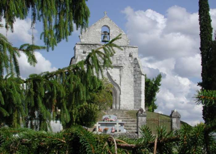 image de Bernac, à une encablure de la Dordogne